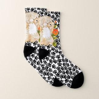 Het Voer van de Room BINDI MINGSIE -   sokken