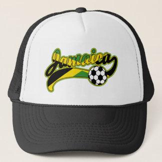 Het Voetbal van Jamaïca Trucker Pet