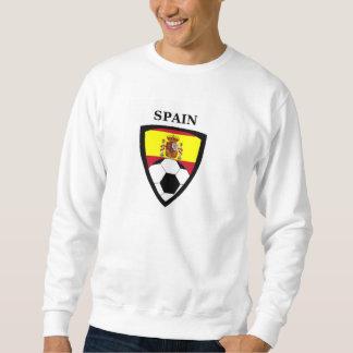 Het Voetbal van Spanje Trui