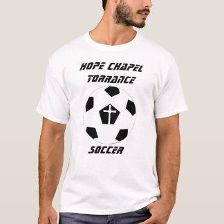 Het Voetbal van Torrance van de Kapel van de hoop T Shirt