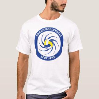 Het Volleyball Schotland van het strand T Shirt