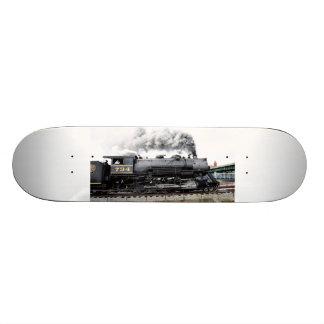 Het VoortbewegingsSkateboard van de stoom 20,0 Cm Skateboard Deck