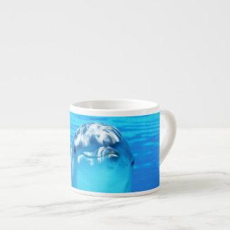 Het vriendschappelijke Leven van het Zee van de Espresso Kopjes