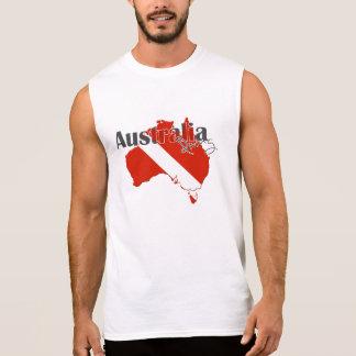 Het Vrij duiken van Austrailia T Shirt