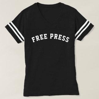 Het vrije overhemd van de Pers T Shirts