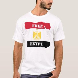 Het vrije Overhemd van Egypte T Shirt