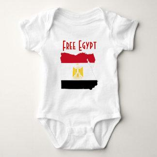 Het vrije Overhemd van Egypte T-shirts