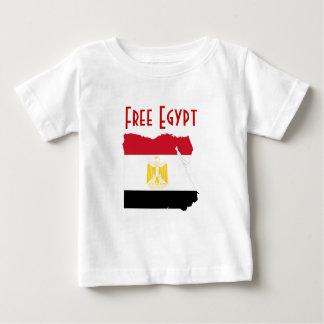 Het vrije Overhemd van Egypte Tshirt