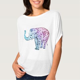 Het vrije T-shirt van de Olifant van de geest