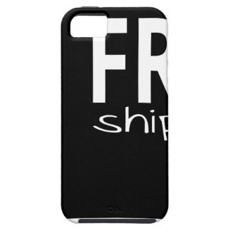 Het vrije Verschepen Tough iPhone 5 Hoesje