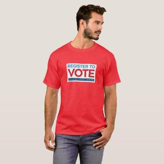 Het vrijwilligers Overhemd van de Archivaris van T Shirt