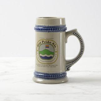 Het vrolijke Bier van het Aal van de Trots Bierpul