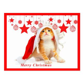 Het vrolijke Briefkaart van Kerstmis