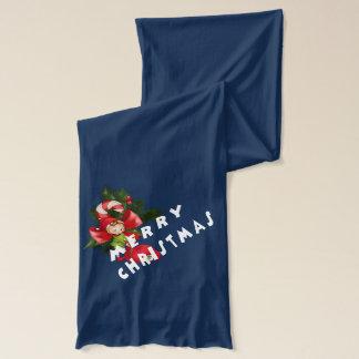 Het vrolijke Elf van Kerstmis Sjaal