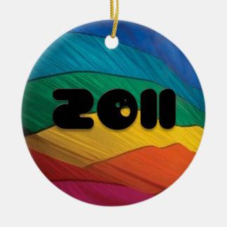Het vrolijke Ornament van de Trots 2011
