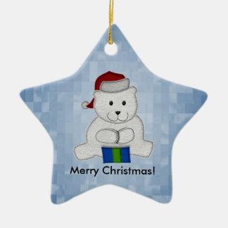 Het vrolijke Ornament van Kerstmis