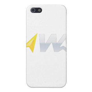Het Waakzame Pictogram van de wind iPhone 5 Hoesje