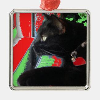Het wachten op Ornament van Kerstmis van de