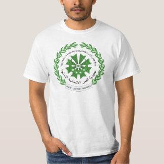 Het Wapenschild km van de Comoren T Shirt