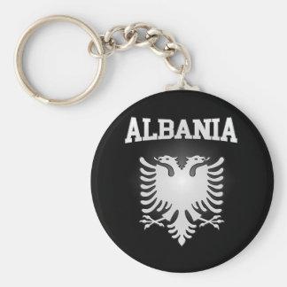 Het Wapenschild van Albanië Sleutelhanger