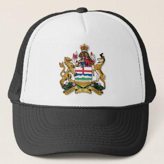 Het wapenschild van Alberta Trucker Pet