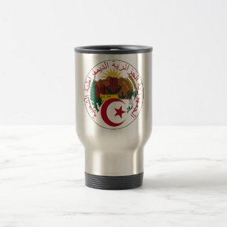 Het Wapenschild van Algerije Reisbeker