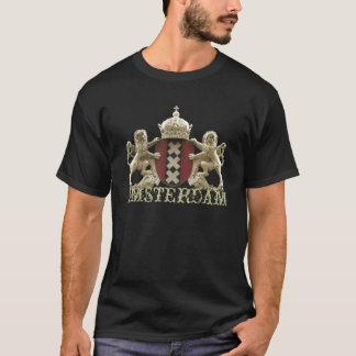 Het Wapenschild van Amsterdam met de T-shirt van