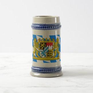 Het Wapenschild van Beieren Bierpul