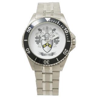 Het Wapenschild van CREST van de Familie van Ayers Horloges