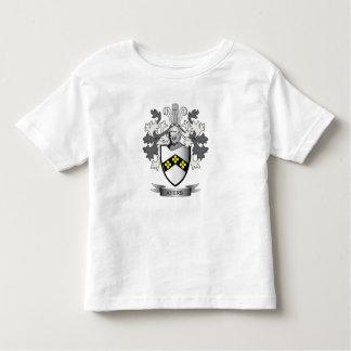 Het Wapenschild van CREST van de Familie van Ayers Kinder Shirts