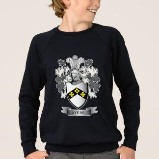 Het Wapenschild van CREST van de Familie van Ayers Sweater