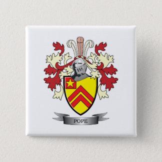 Het Wapenschild van CREST van de Familie van de Vierkante Button 5,1 Cm