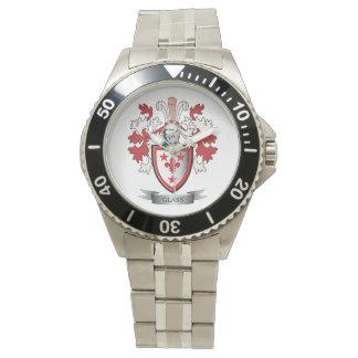 Het Wapenschild van CREST van de Familie van het Horloges