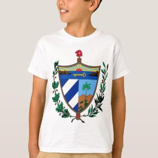 het wapenschild van Cuba T Shirt