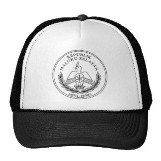 Het wapenschild van de Republiek van Zuiden Trucker Cap