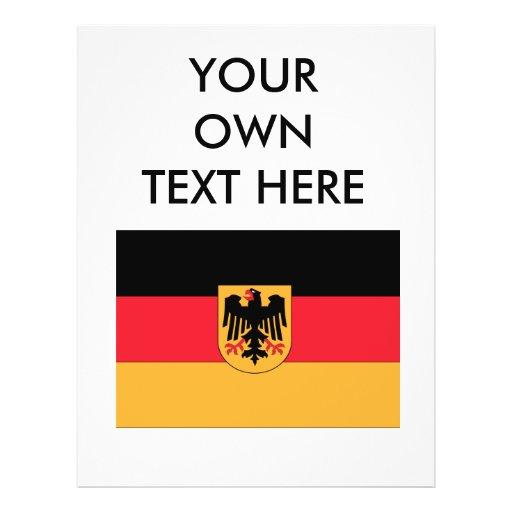 Het Wapenschild van Duitsland Persoonlijke Folder