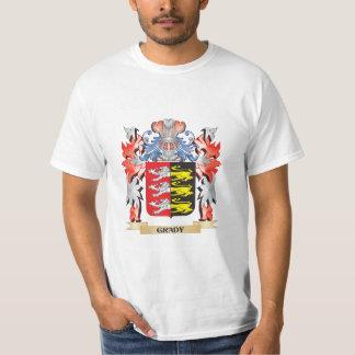 Het Wapenschild van Grady - CREST van de Familie T Shirt