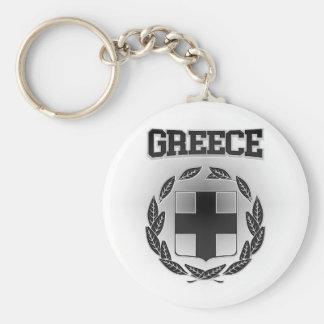 Het Wapenschild van Griekenland Sleutelhanger