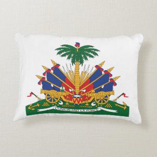 Het Wapenschild van Haïti Decoratief Kussen