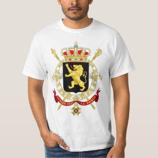 Het Wapenschild van het Embleem van België - T Shirt