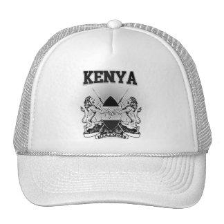 Het Wapenschild van Kenia Mesh Petten