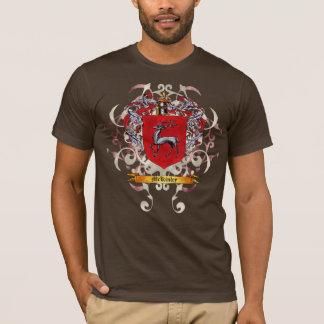 Het Wapenschild van Mckinley (Versierd versie) T Shirt