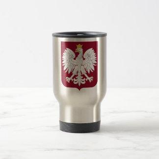 Het Wapenschild van Polen Reisbeker