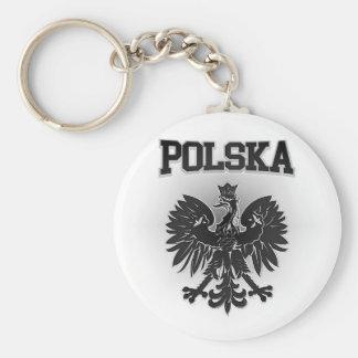 Het Wapenschild van Polska Sleutelhanger