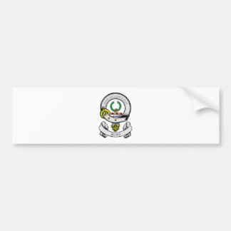Het Wapenschild van ROSS Bumpersticker