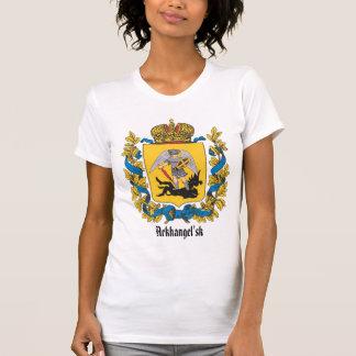Het Wapenschild van Rusland van Arkhangel'sk T Shirt