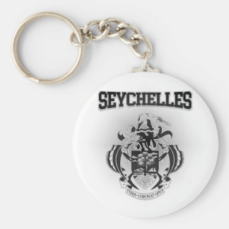 Het Wapenschild van Seychellen Sleutelhanger