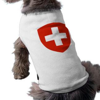 Het Wapenschild van Zwitserland T-shirt