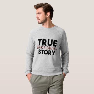 Het ware Valse Nieuws van het Verhaal Sweater