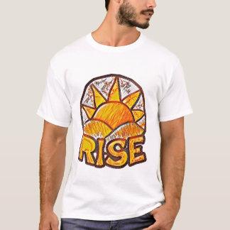 Het warme Grafische Bericht Uplifting van de T Shirt